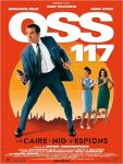 OSS 117 LE CAIRE NID D'ESPIONS AFFICHE CLIFF AND CO