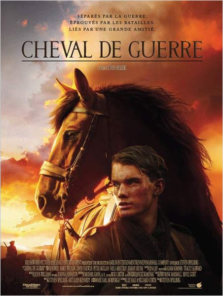 cheval de guerre affiche