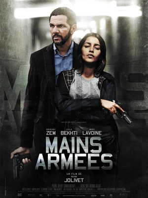 MAINS ARMEES AFFICHE