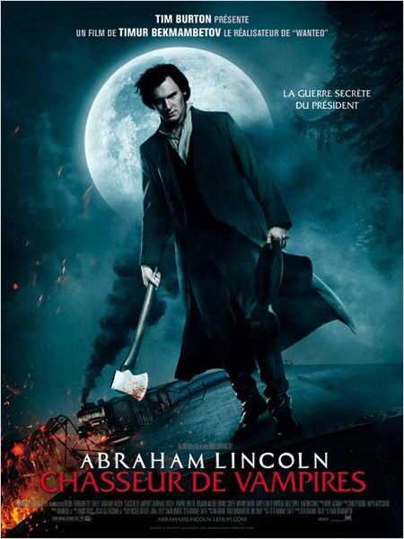 ABRAHAM LINCOLN AFFICHE