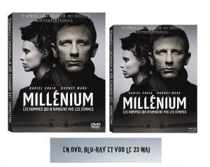 millenium dvd