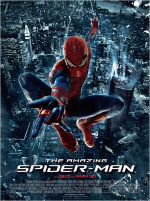 THE AMAZING SPIDERMAN AFFICHE