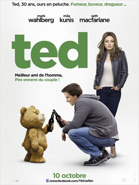 TED AFFICHE