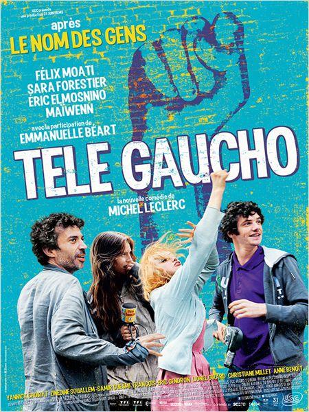 TELE GAUCHO AFFICHE