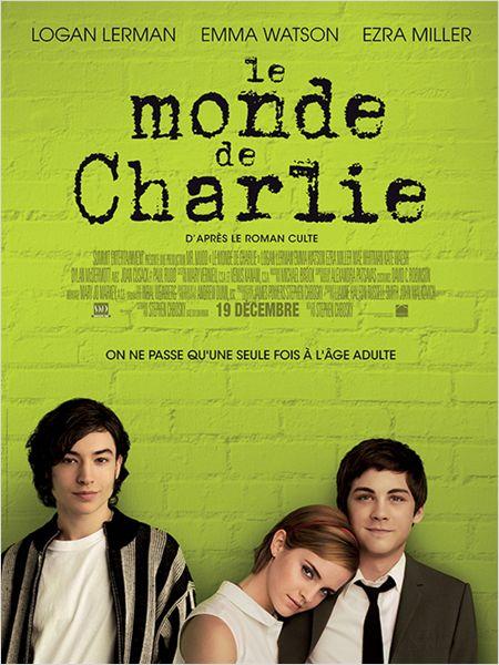 LE MONDE DE CHARLIE AFFICHE