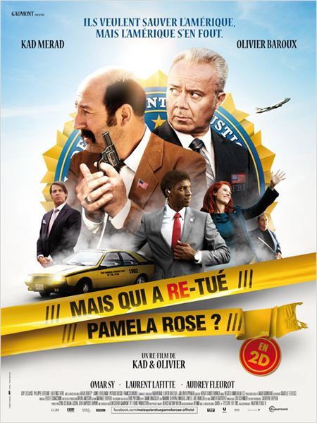 mais qui a re-tué pamela rose affiche