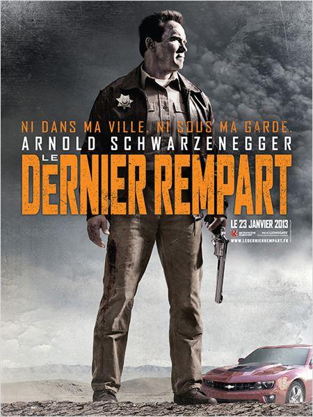LE DERNIER REMPART AFFICHE