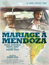 MARIAGE A MENDOZA AFFICHE MINI