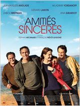 AMITIES SINCERES AFFICHE MINI