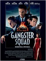 GANGSTER SQUAD AFFICHE MINI