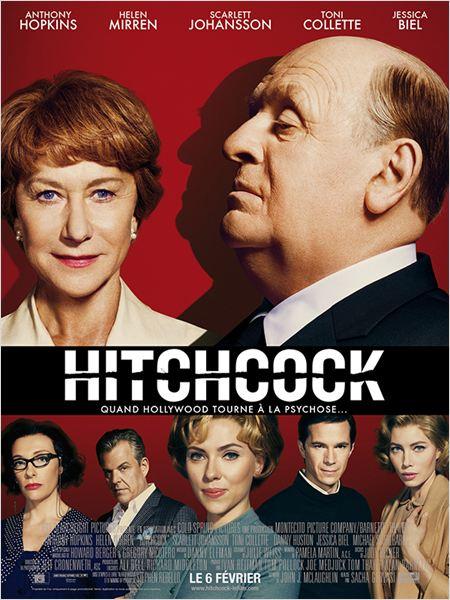 HITCHCOCK AFFICHE