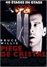 PIEGE DE CRISTAL AFFICHE MINI