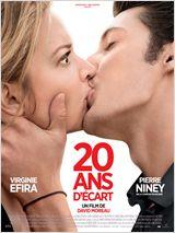 20 ANS D'ECART AFFICHE MINI