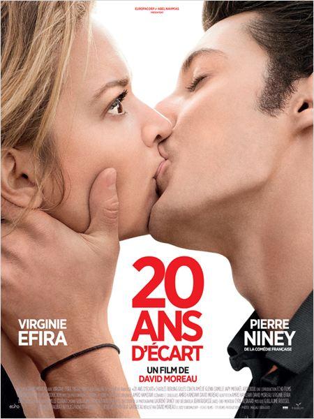 20 ANS D'ECART AFFICHE