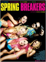 SPRING BREAKERS AFFICHE MINI