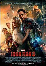 IRON MAN 3 AFFICHE MINI