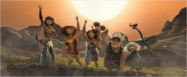 les croods 1
