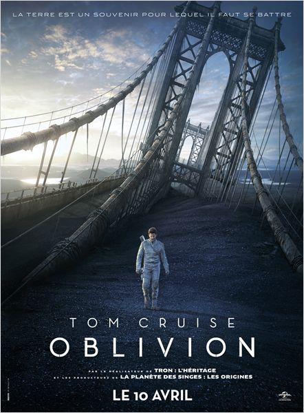 oblivion affiche
