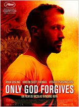 ONLY GOD FORGIVES AFFICHE MINI