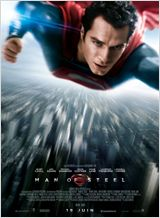 MAN OF STEEL AFFICHE MINI