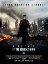 STAR TREK INTO DARKNESS AFFICHE MINI