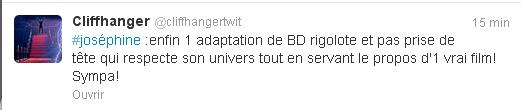 tweet joséphine