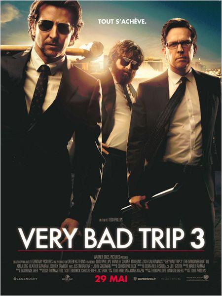 VERY BAD TRIP 3 AFFICHE