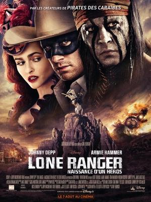 Affiche Def Lone Ranger