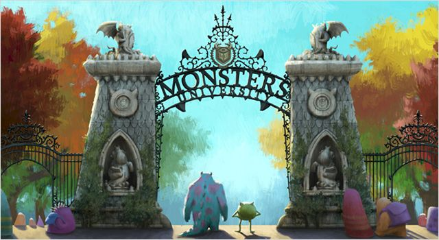 MONSTERS ACADEMY 1
