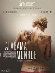 ALABAMA MONROE AFFICHE