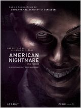 american nightmare affiche mini