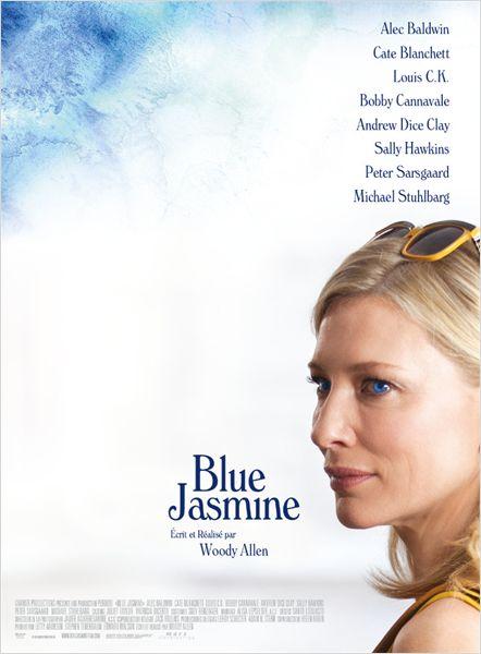 BLUE JASMINE AFFICHE