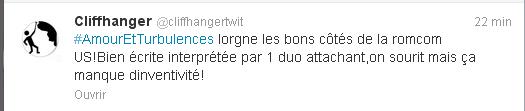 tweet amours et turbulences