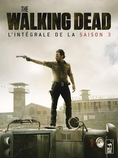 Affiche The Walking dead S3