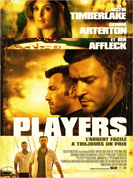 PLAYERS AFFICHE