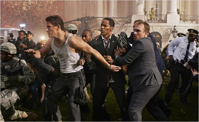 WHITE HOUSE DOWN 3