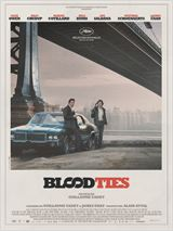 BLOOD TIES AFFICHE MINI