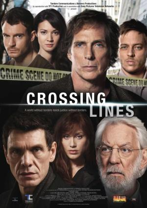 CROSSING LINES AFFICHE
