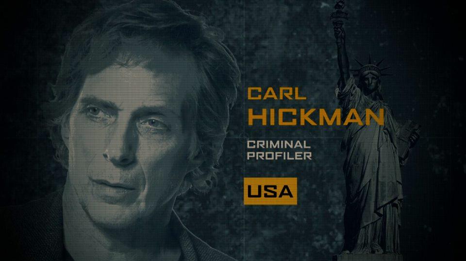 CROSSING LINES CARL HICKMAN