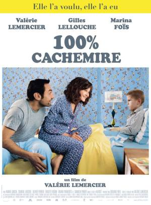 100% CACHEMIRE AFFICHE