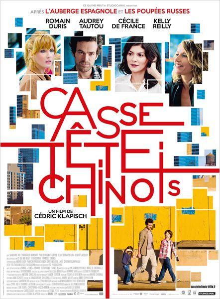 CASSE TETE CHINOIS AFFICHE