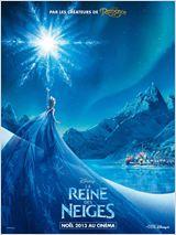 la reine des neiges affiche mini