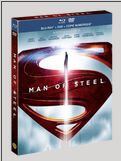 man of steel br affiche mini