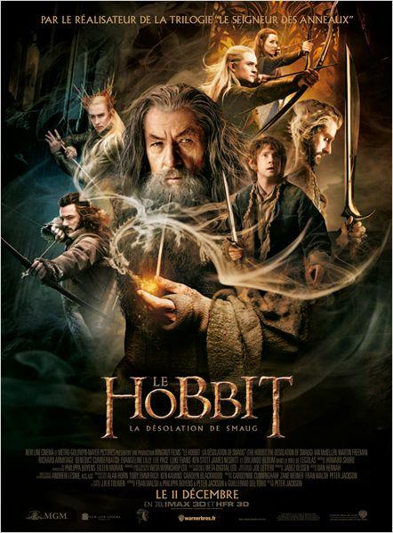 le hobbit 2 affiche