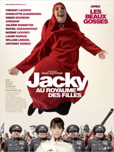 jacky au royaume des filles affiche cliff and co