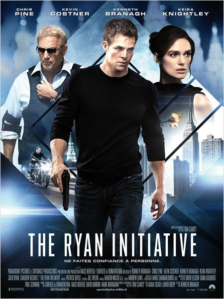 the ryan initiative affiche
