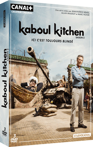 kaboul kitchen DVD mini