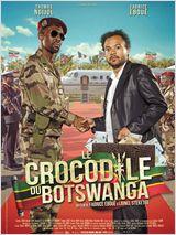 le crocodile du botswanga affiche mini