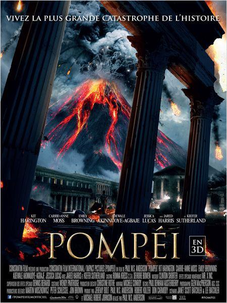 pompei affiche