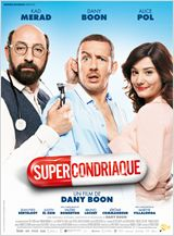 supercondriaque affiche mini